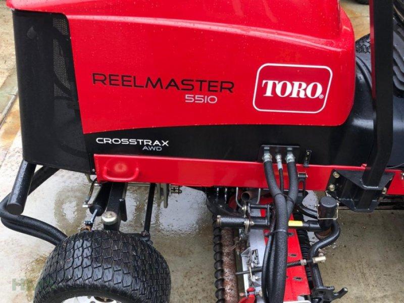 Spindelmäher des Typs Toro Reelmaster 5510 Crosstrax Fairwaymäher, Gebrauchtmaschine in Weidenbach (Bild 8)