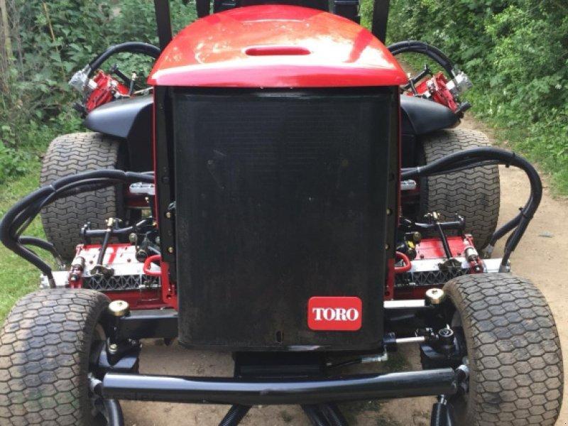 Spindelmäher des Typs Toro Reelmaster 5510D, Gebrauchtmaschine in Weidenbach (Bild 7)