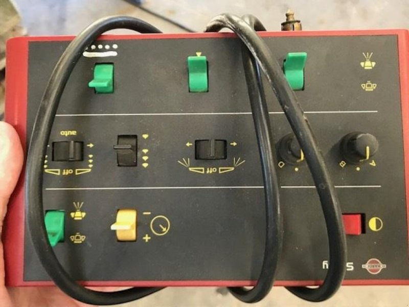 Sprühgerät типа Hardi 1000 liter  m/combi sving - udstyr., Gebrauchtmaschine в Sakskøbing (Фотография 6)