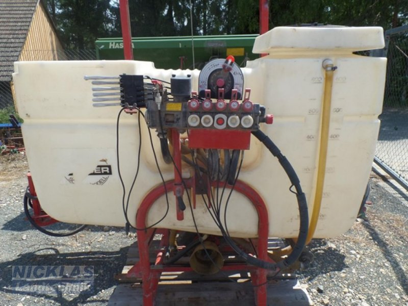 Sprühgerät of the type Holder IS 600, Gebrauchtmaschine in Schirradorf (Picture 1)