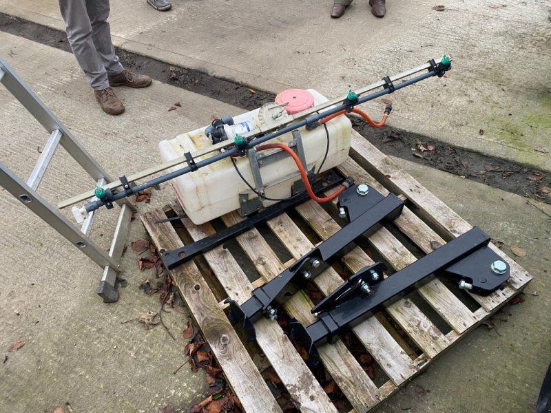 Sprühgerät typu Logic OBS640S, Gebrauchtmaschine w Wallingford (Zdjęcie 1)