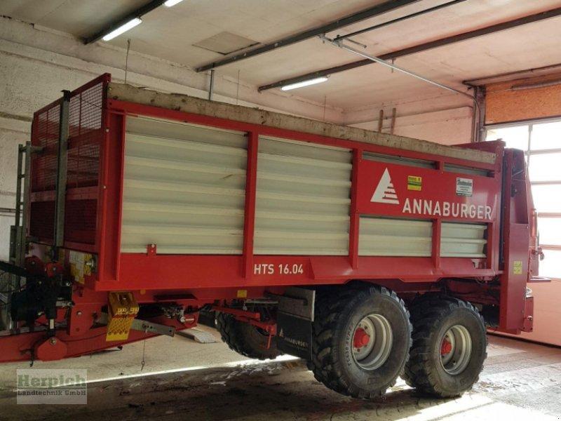 Stalldungstreuer des Typs Annaburger HTS 16.04, Gebrauchtmaschine in Drebach (Bild 1)