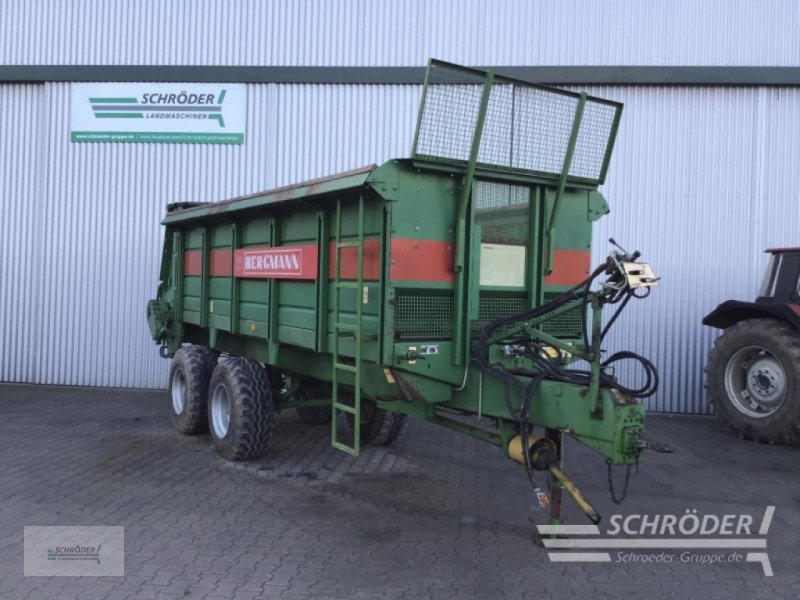 Stalldungstreuer des Typs Bergmann MX I, Gebrauchtmaschine in Wildeshausen (Bild 1)