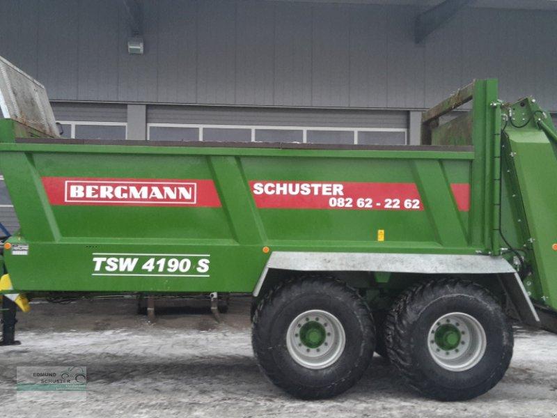 Stalldungstreuer типа Bergmann TSW 4190 S, Gebrauchtmaschine в Aichen (Фотография 1)