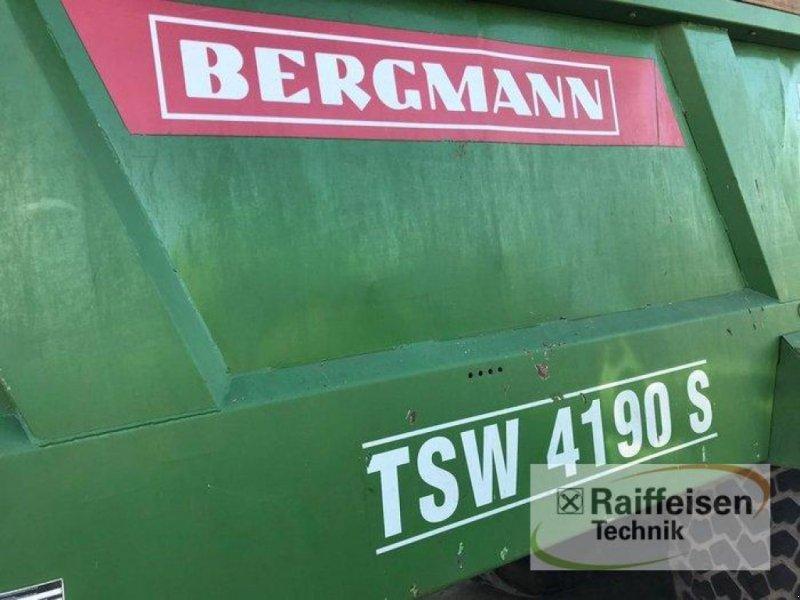 Stalldungstreuer des Typs Bergmann TSW 4190S, Gebrauchtmaschine in Elmenhorst-Lanken (Bild 7)