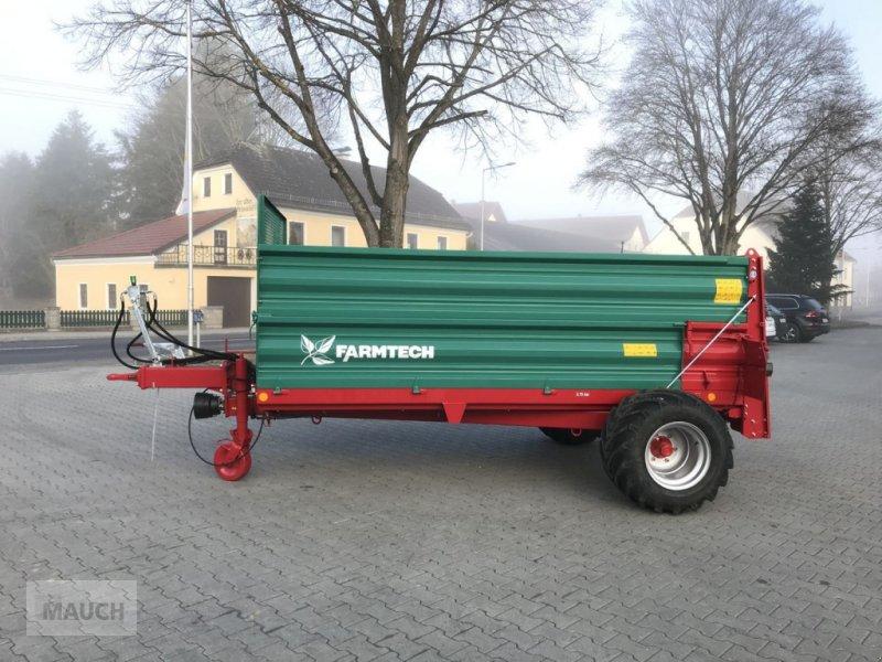 Stalldungstreuer des Typs Farmtech Minifex 550, Neumaschine in Burgkirchen (Bild 1)