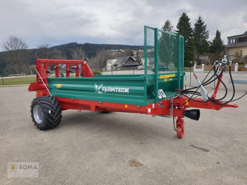 Stalldungstreuer типа Farmtech Minifex 550, Gebrauchtmaschine в Fischbach (Фотография 1)