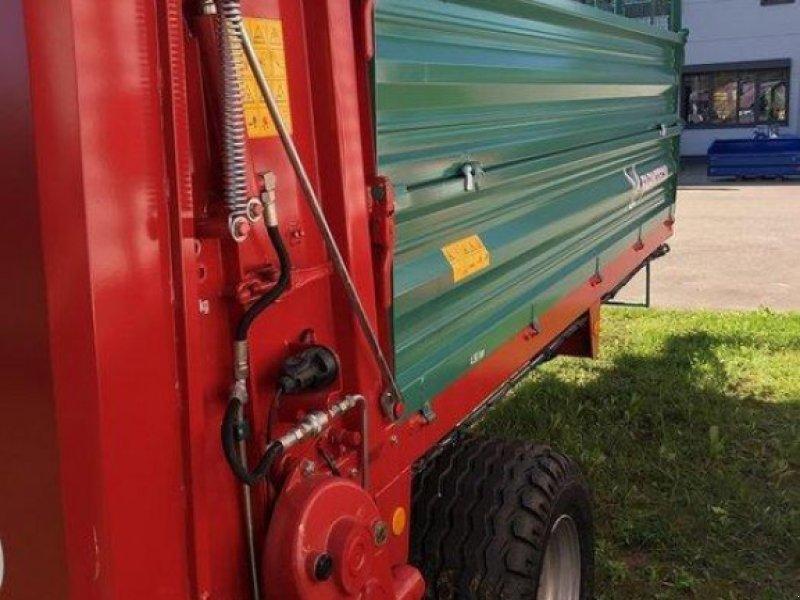 Stalldungstreuer des Typs Farmtech Superfex 700, Ausstellungsmaschine in Steinach (Bild 6)