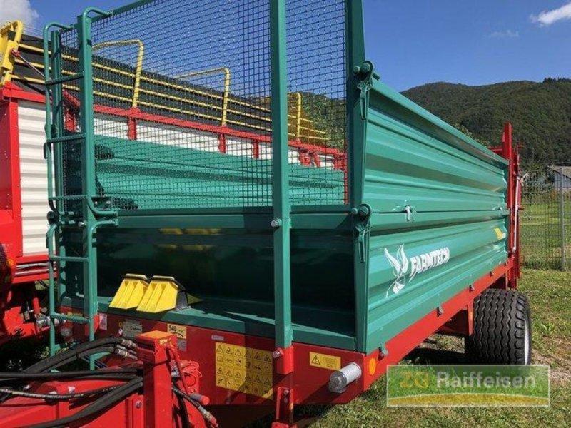Stalldungstreuer des Typs Farmtech Superfex 700, Ausstellungsmaschine in Steinach (Bild 10)
