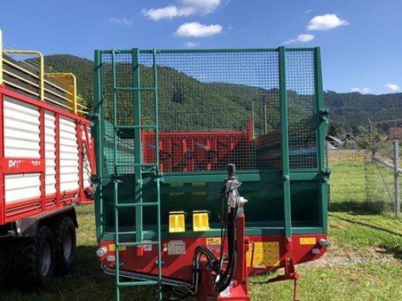 Stalldungstreuer des Typs Farmtech Superfex 700, Ausstellungsmaschine in Steinach (Bild 3)