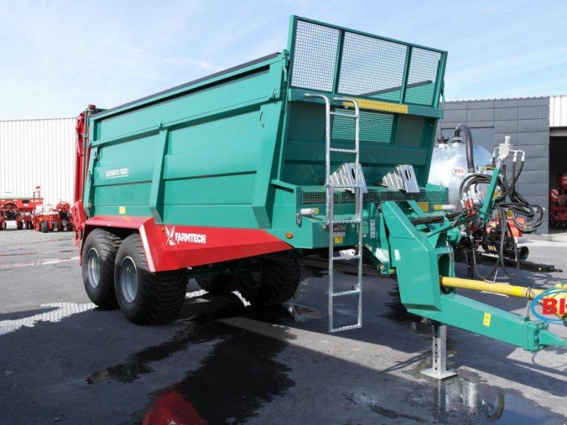 Stalldungstreuer typu Farmtech Ultrafex 16000  34900€, Neumaschine w Rovisce (Zdjęcie 1)