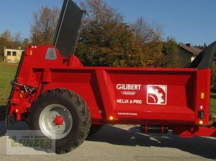Gilibert Helix 6 Pro Stalldungstreuer