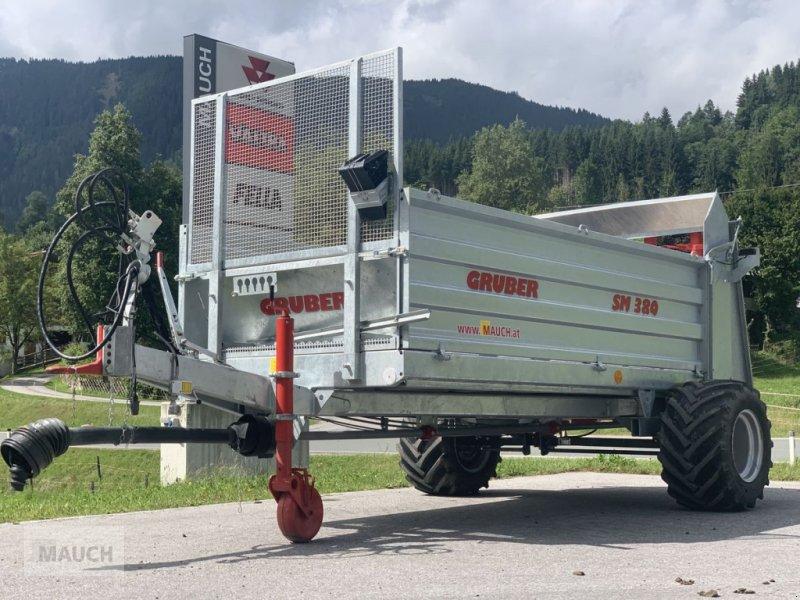 Stalldungstreuer типа Gruber Miststreuer SM 380 T, Gebrauchtmaschine в Eben (Фотография 1)