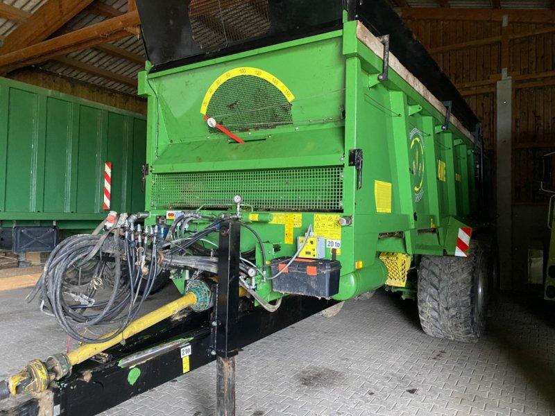 Stalldungstreuer des Typs Hawe DST 20 TS, Gebrauchtmaschine in Holzheim (Bild 1)