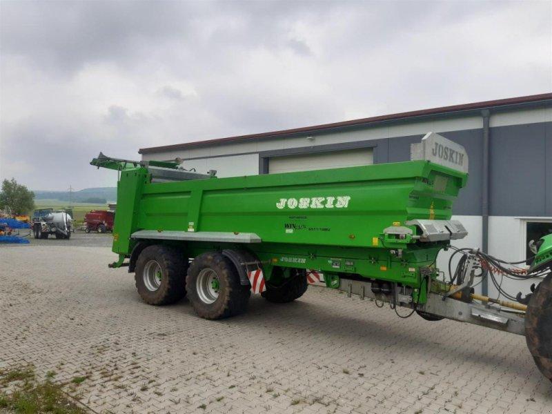 Stalldungstreuer типа Joskin FertiSpace 6511/18BU, Gebrauchtmaschine в Burgbernheim (Фотография 1)