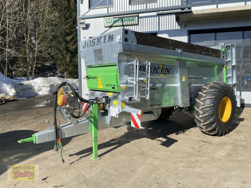 Stalldungstreuer des Typs Joskin Siroko S4010/9V, Neumaschine in Kötschach (Bild 1)