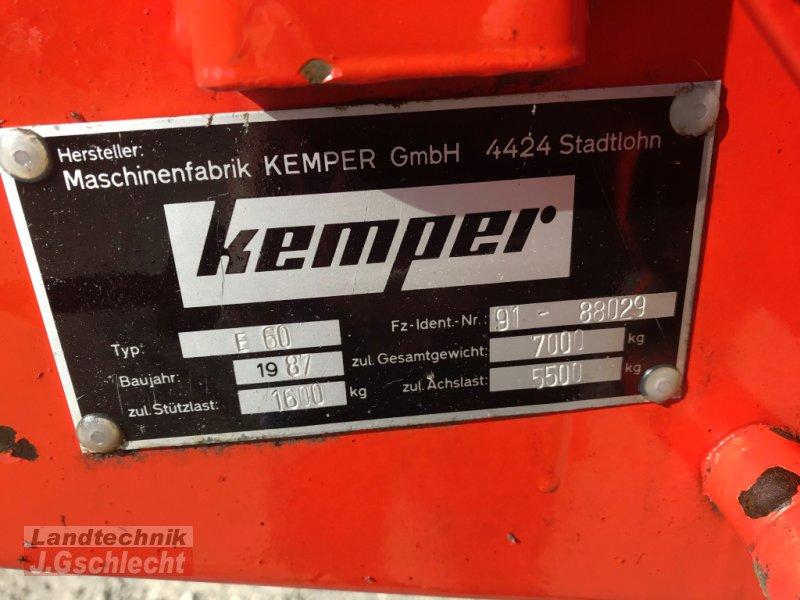 Stalldungstreuer des Typs Kemper E 60, Gebrauchtmaschine in Mühldorf (Bild 3)