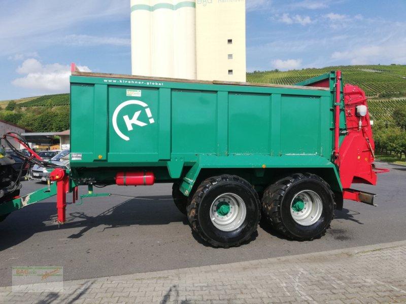 Stalldungstreuer des Typs Kirchner KT 5521, Gebrauchtmaschine in Bad Mergentheim (Bild 1)