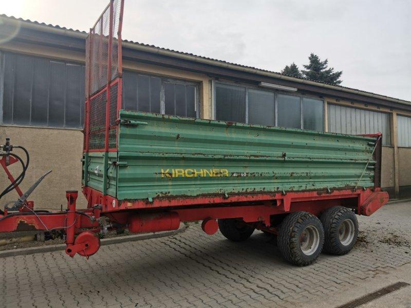 Stalldungstreuer типа Kirchner Miststreuer, Gebrauchtmaschine в Schwechat (Фотография 1)