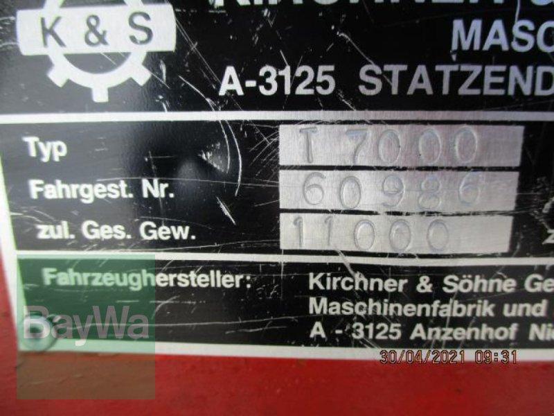 Stalldungstreuer des Typs Kirchner T 7000 #729, Gebrauchtmaschine in Schönau b.Tuntenhausen (Bild 10)