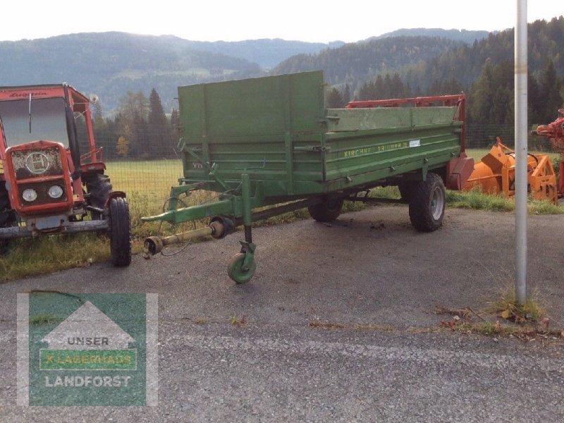 Stalldungstreuer типа Kirchner Triumph 35, Gebrauchtmaschine в Murau (Фотография 1)