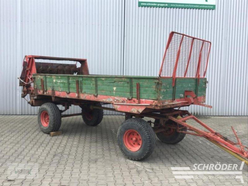 Stalldungstreuer типа Krone 5,7 t, Gebrauchtmaschine в Wildeshausen (Фотография 1)
