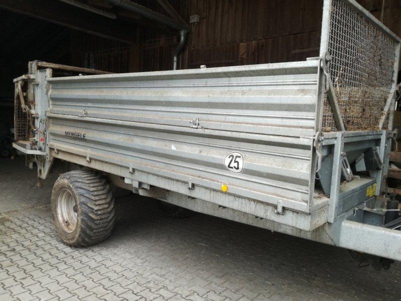 Stalldungstreuer типа Mengele ES 8000, Gebrauchtmaschine в Nittenau (Фотография 1)