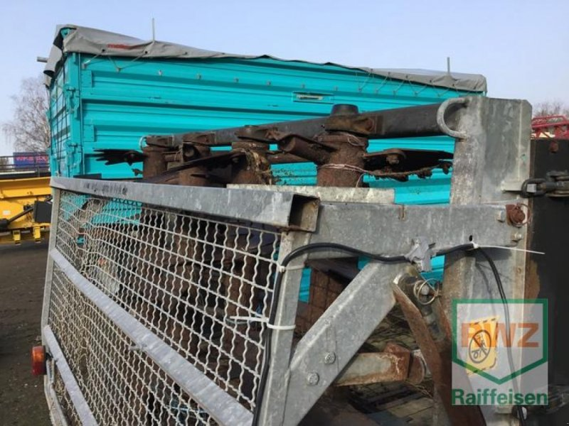Stalldungstreuer des Typs Mengele ES 8000TA, Gebrauchtmaschine in Kruft (Bild 16)