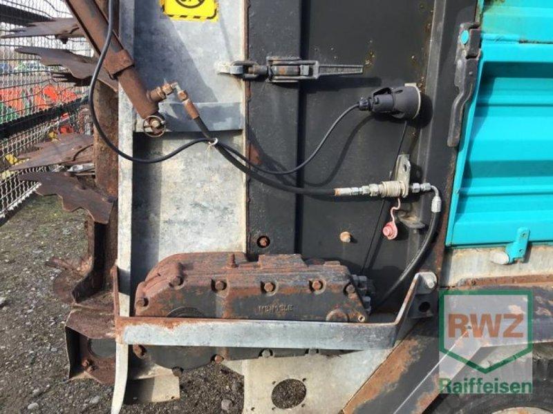 Stalldungstreuer des Typs Mengele ES 8000TA, Gebrauchtmaschine in Kruft (Bild 15)