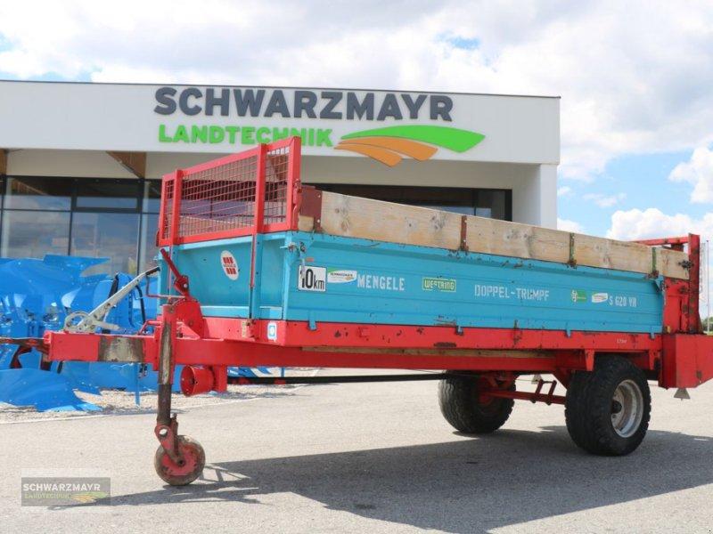 Stalldungstreuer des Typs Mengele S 620 VR, Gebrauchtmaschine in Gampern (Bild 1)