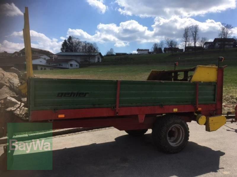 Stalldungstreuer des Typs Oehler 6 Tonnen, Gebrauchtmaschine in Rinchnach (Bild 3)