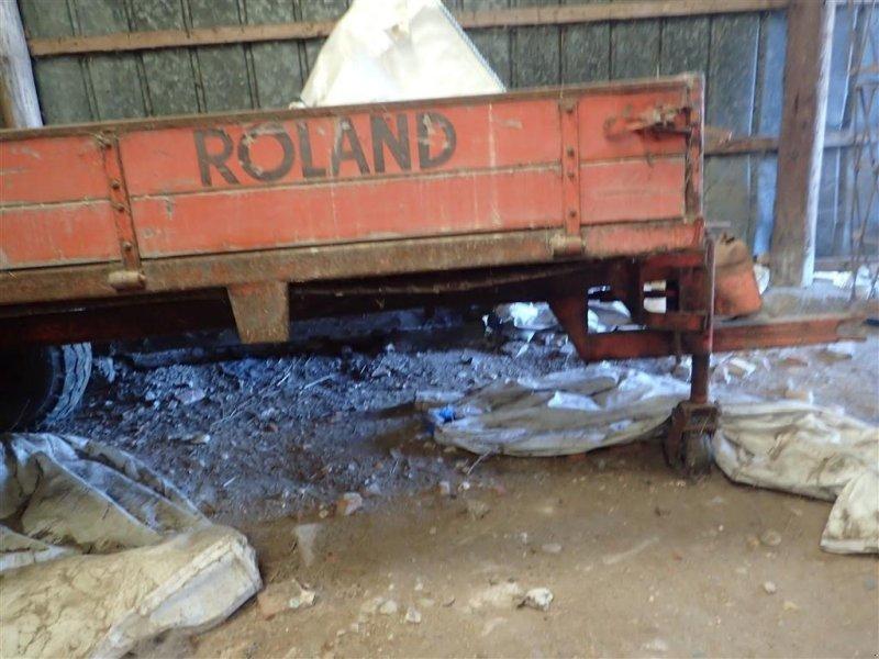 Stalldungstreuer des Typs Rolland Med dobbelt Spreder, Gebrauchtmaschine in Egtved (Bild 1)
