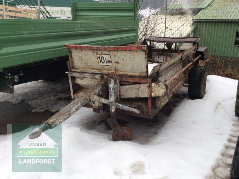 Stalldungstreuer des Typs Schicht 1,5 Tonnen, Gebrauchtmaschine in Murau (Bild 1)