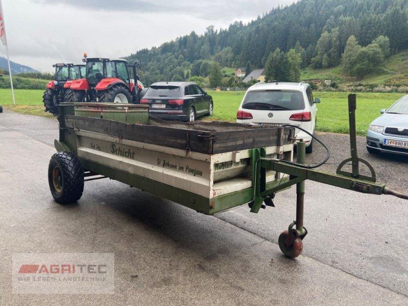 Stalldungstreuer типа Schicht 1,8 t, Gebrauchtmaschine в Friesach (Фотография 1)