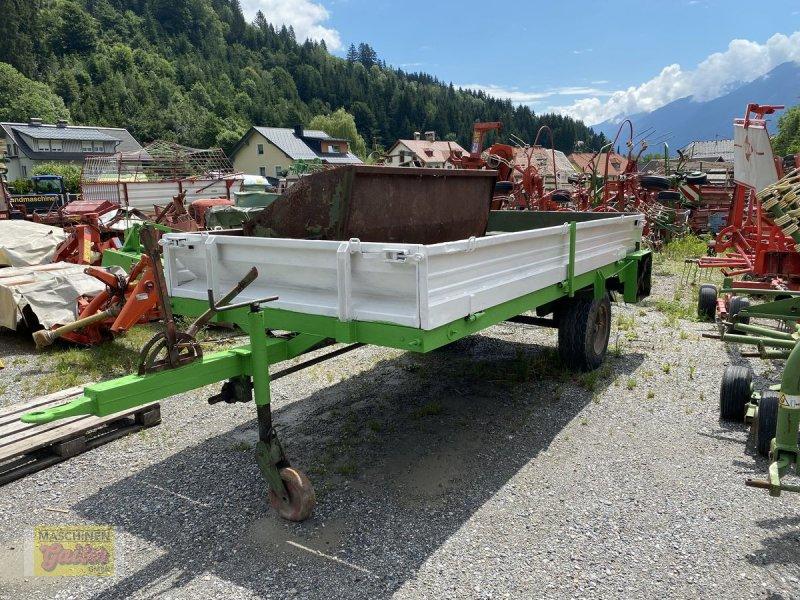 Stalldungstreuer типа Schicht 3, Gebrauchtmaschine в Kötschach (Фотография 1)