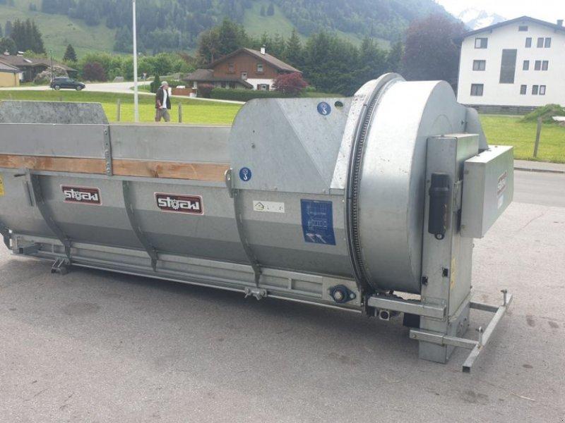 Stalldungstreuer des Typs Sonstige Aufbau Seitenstreuer 4000SR, Gebrauchtmaschine in Bruck (Bild 1)