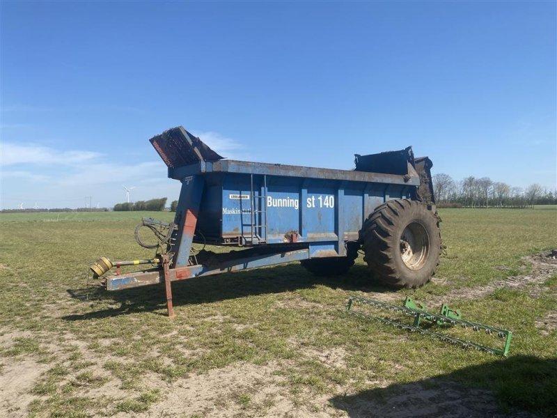 Stalldungstreuer типа Sonstige Gigant, Gebrauchtmaschine в Bredebro (Фотография 1)