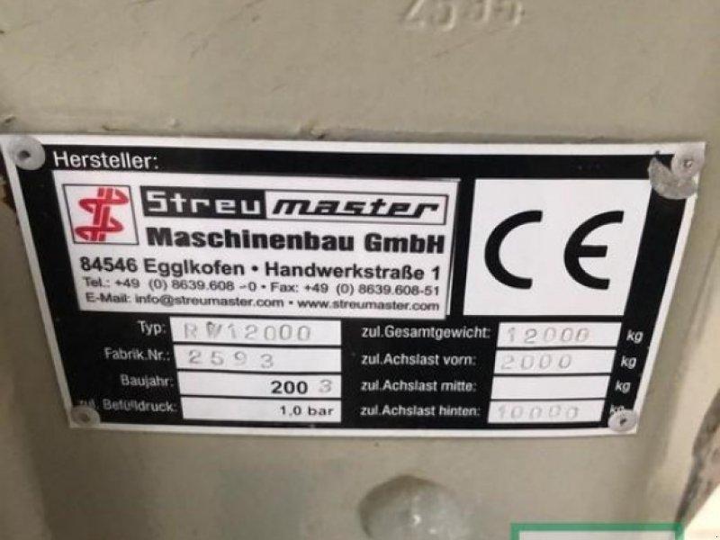 Stalldungstreuer des Typs Sonstige Streumaster RW12000, Gebrauchtmaschine in Diez (Bild 5)