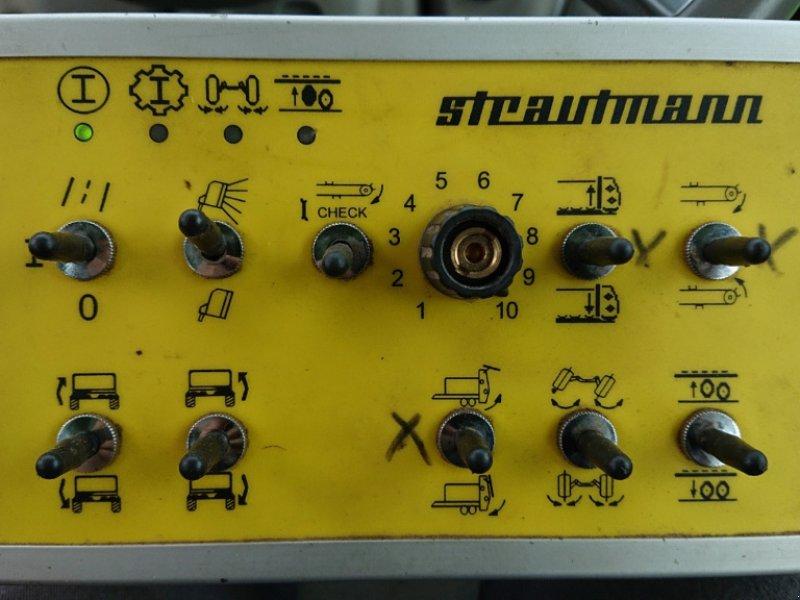 Stalldungstreuer des Typs Strautmann Silberblitz BE 1201, Gebrauchtmaschine in Schotten (Bild 2)
