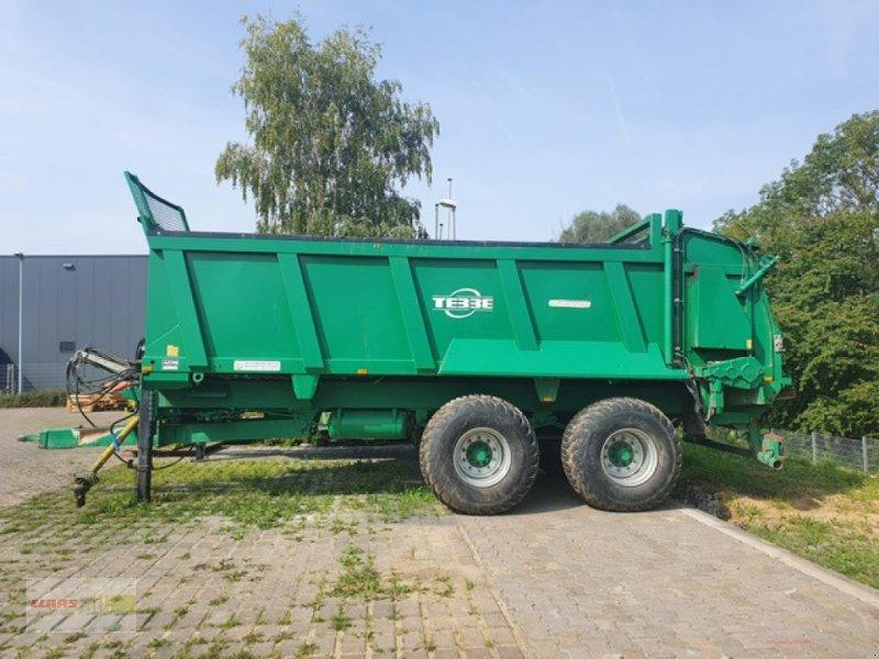 Stalldungstreuer типа Tebbe DS 180, Gebrauchtmaschine в Neuenstein (Фотография 1)