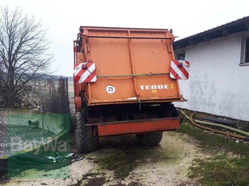 Stalldungstreuer des Typs Tebbe HDS 100, Gebrauchtmaschine in Langenau (Bild 3)
