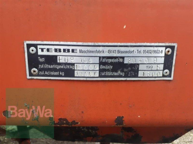 Stalldungstreuer des Typs Tebbe HDS 100, Gebrauchtmaschine in Langenau (Bild 4)