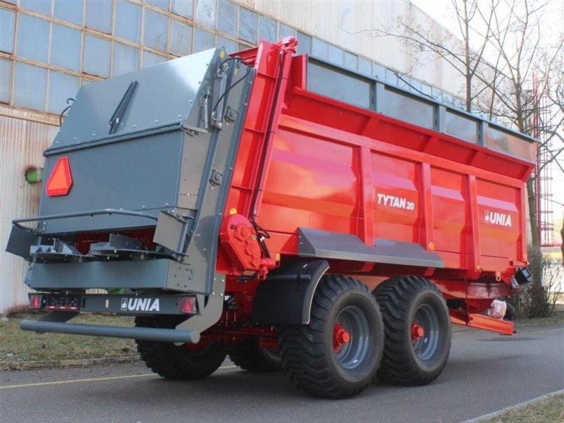 Stalldungstreuer типа Unia Tytan 20 Bredspedebord, Gebrauchtmaschine в Hadsund (Фотография 1)