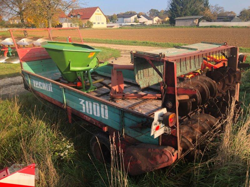 Stalldungstreuer des Typs Unsinn Record 3000, Gebrauchtmaschine in Schwandorf (Bild 1)