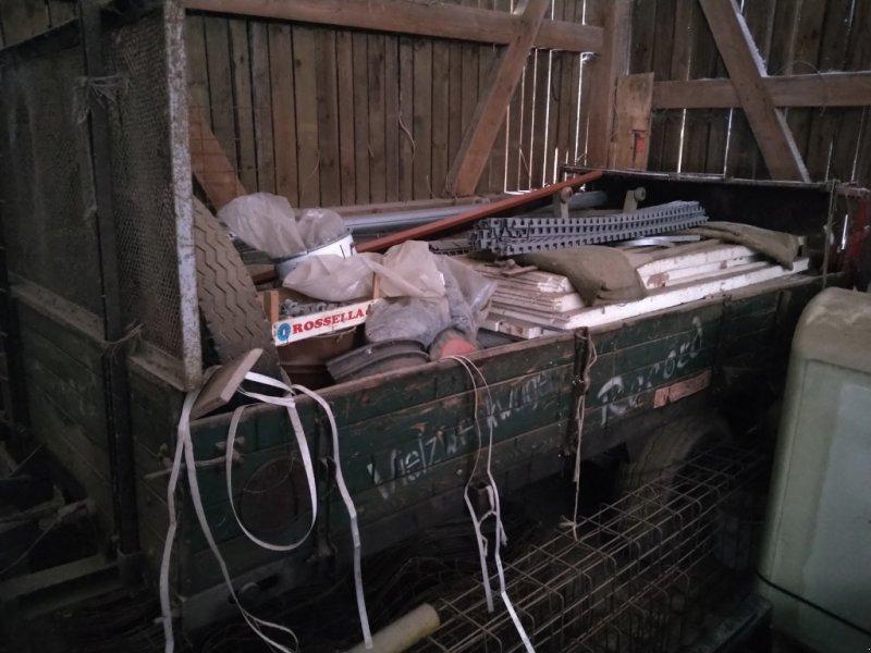 Stalldungstreuer des Typs Unsinn Record 4000 Oldtimer, Gebrauchtmaschine in Petersaurach (Bild 1)