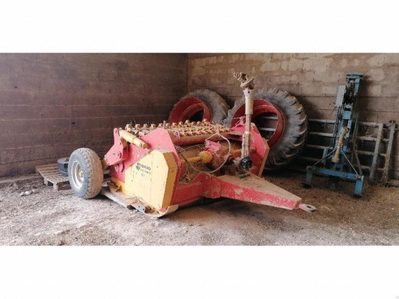 Steinezerkleinerer типа Rabaud BROYMIX 1600 T, Gebrauchtmaschine в Chauvoncourt (Фотография 1)
