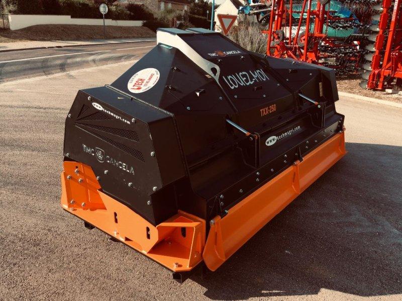 Steinezerkleinerer типа TMC Cancela TXX-250, Gebrauchtmaschine в AMANCE (Фотография 1)