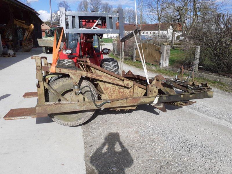 Steinsammler типа MDW-Fortschritt Steinsammler Steinsammelwagen Stein Findlinge Feld Acker Sammler, Gebrauchtmaschine в Bad Birnbach (Фотография 1)