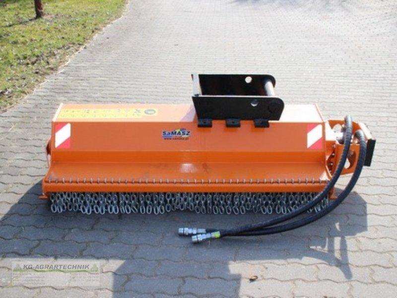 Stock/Wurzelfräse des Typs SaMASZ KW 140 KW 125 Mulchkopf, Neumaschine in Langensendelbach (Bild 7)