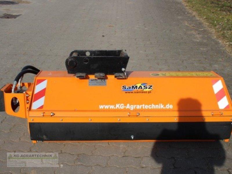Stock/Wurzelfräse des Typs SaMASZ KW 140 KW 125 Mulchkopf, Neumaschine in Langensendelbach (Bild 10)